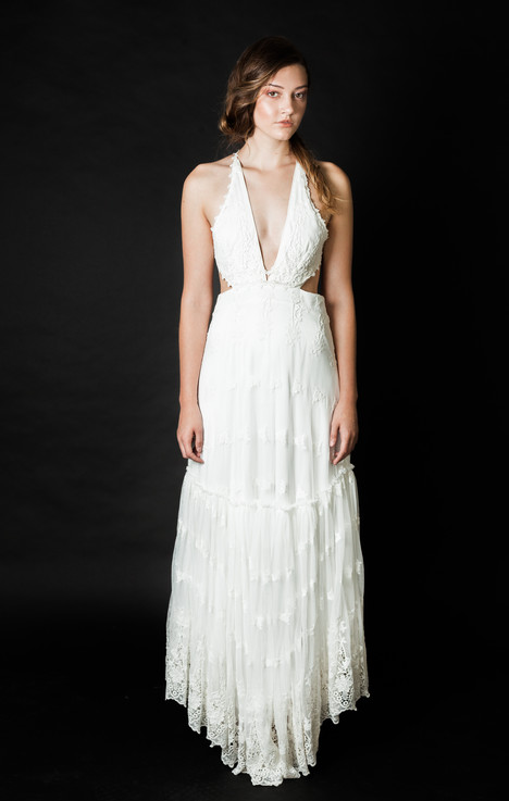 Kashmir Wedding                                          dress by Claire La Faye