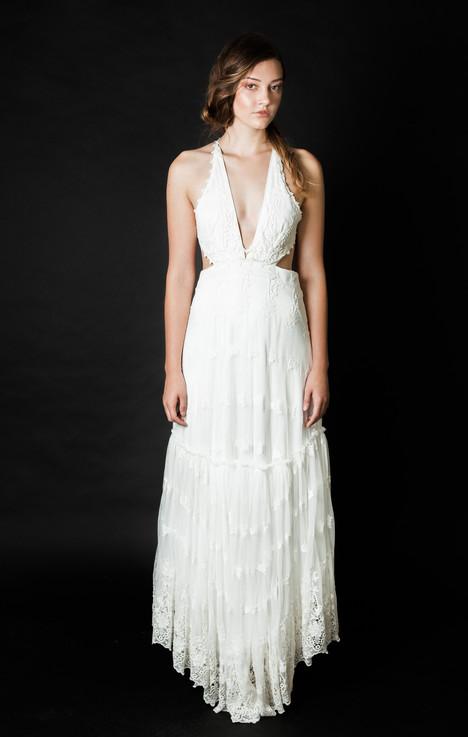 Kashmir Wedding                                          dress by Claire La Faye
