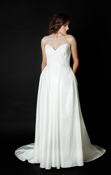 For Keeps Wedding                                          dress by Claire La Faye