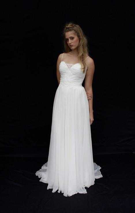 Heartbreaker Wedding                                          dress by Claire La Faye