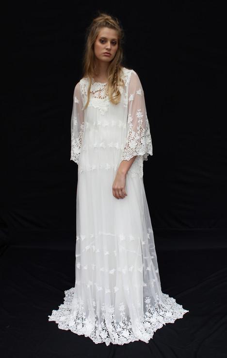California Dreaming Wedding                                          dress by Claire La Faye