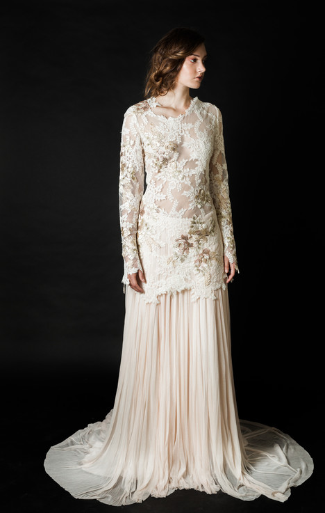 Amour Wedding                                          dress by Claire La Faye