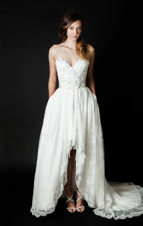 Angels Dance Wedding dress by Claire La Faye