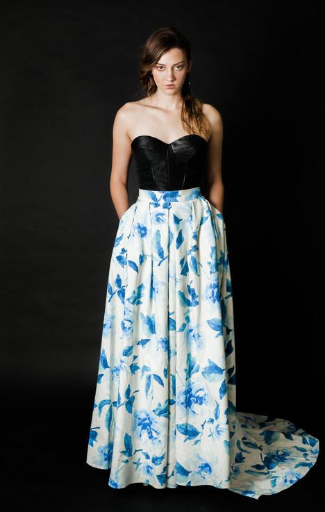 Blue Danube Wedding                                          dress by Claire La Faye