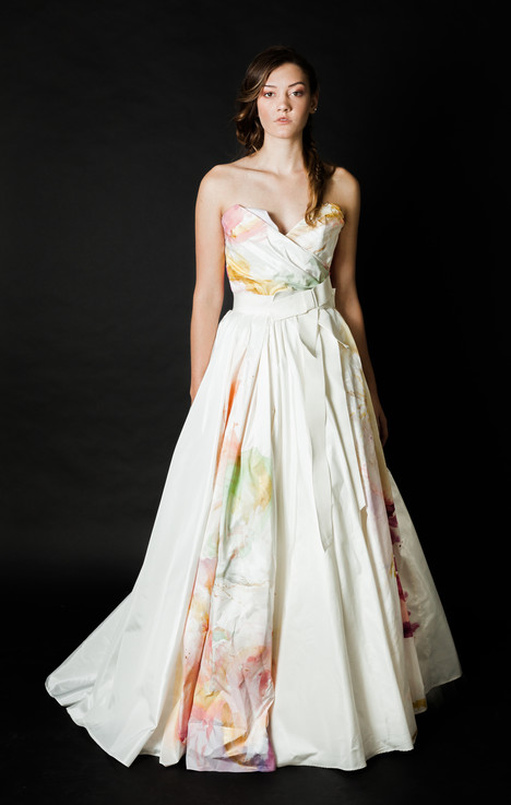 In Bloom Wedding                                          dress by Claire La Faye