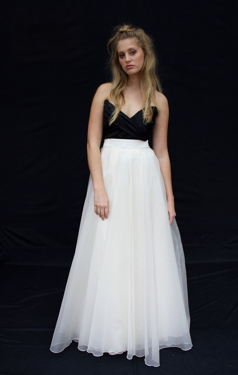 Viola Bodice + Tatiana Skirt gown from the 2016 Claire La Faye collection, as seen on dressfinder.ca