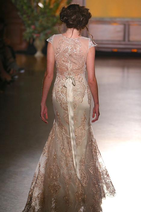 Vanderbilt (2) Wedding                                          dress by Claire Pettibone : Romantique