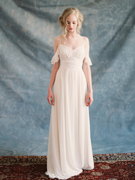 Ceylon Wedding                                          dress by Claire Pettibone: Couture