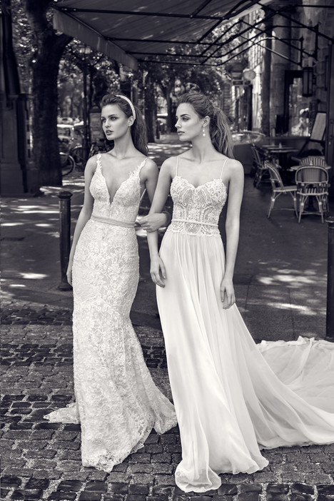 601 + 604 Wedding                                          dress by GALA by Galia Lahav