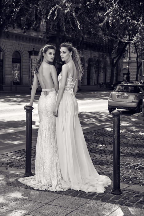601 + 604 (2) Wedding                                          dress by GALA by Galia Lahav