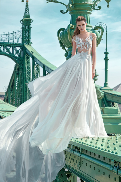 602 Wedding                                          dress by GALA by Galia Lahav