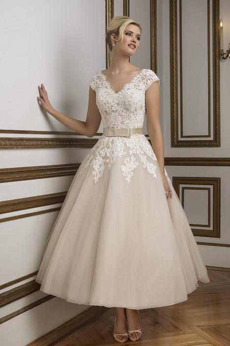 8815 Wedding                                          dress by Justin Alexander