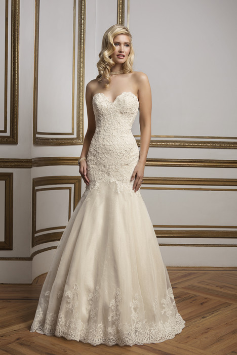 Style 8821 gown from the 2016 Justin Alexander collection, as seen on dressfinder.ca