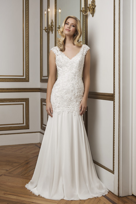 Style 8834 gown from the 2016 Justin Alexander collection, as seen on dressfinder.ca