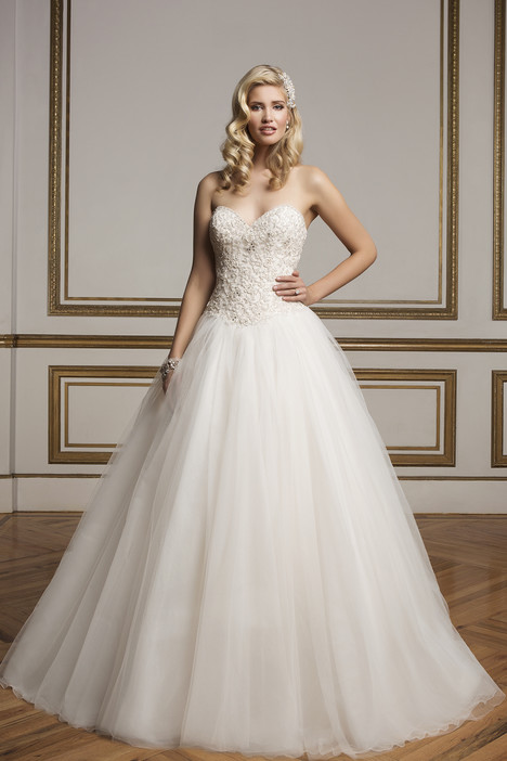 Style 8842 gown from the 2016 Justin Alexander collection, as seen on dressfinder.ca