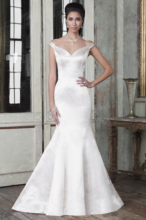 9804 Wedding                                          dress by Justin Alexander Signature