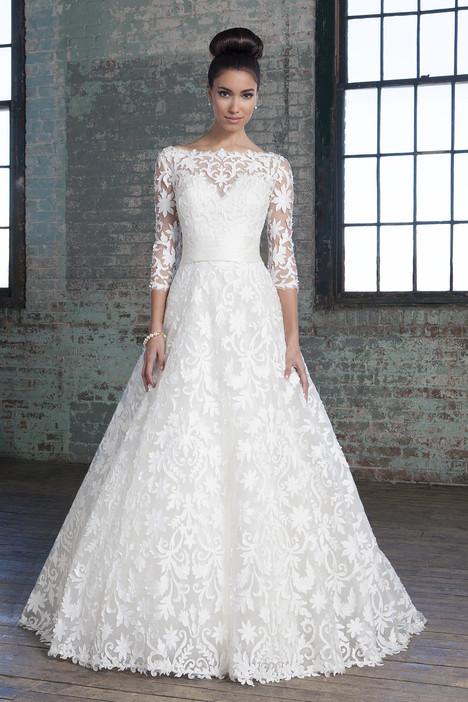 9815 Wedding                                          dress by Justin Alexander Signature