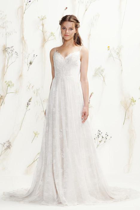 6395 Wedding                                          dress by Lillian West