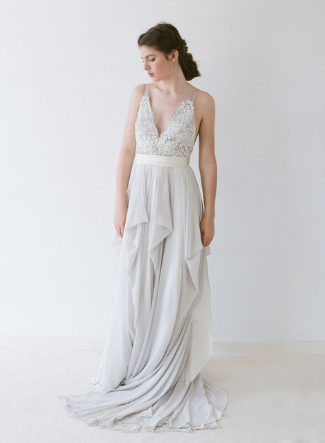 Alexandra Wedding                                          dress by Truvelle