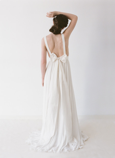 Brianna (2) Wedding                                          dress by Truvelle