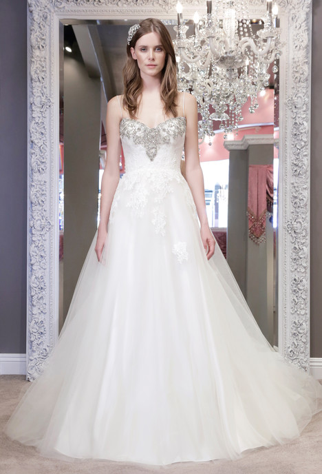 Harper Wedding                                          dress by Winnie Couture : Blush