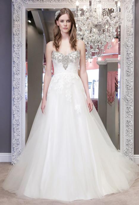 Harper Wedding                                          dress by Winnie Couture : Blush