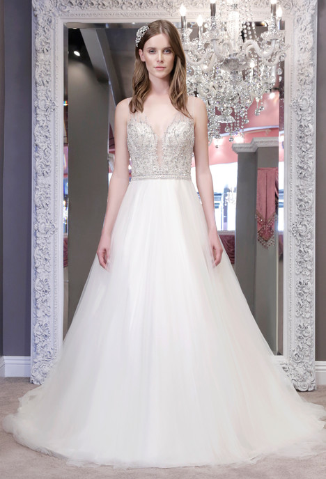 Lailee Wedding                                          dress by Winnie Couture : Blush