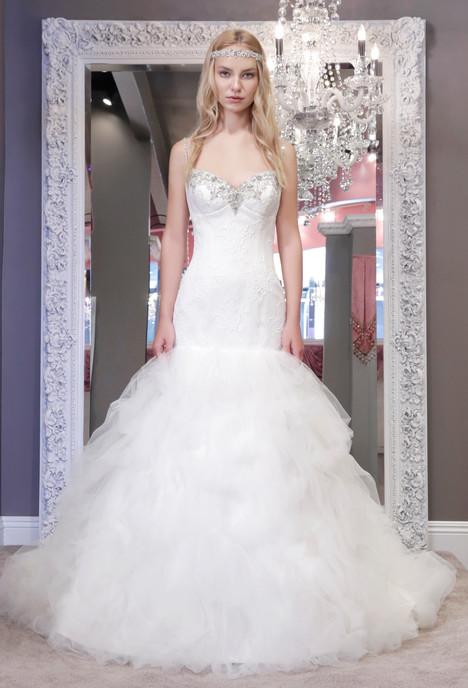 Luella Wedding                                          dress by Winnie Couture : Blush