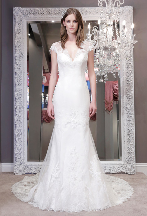 Kensley Wedding                                          dress by Winnie Couture : Blush