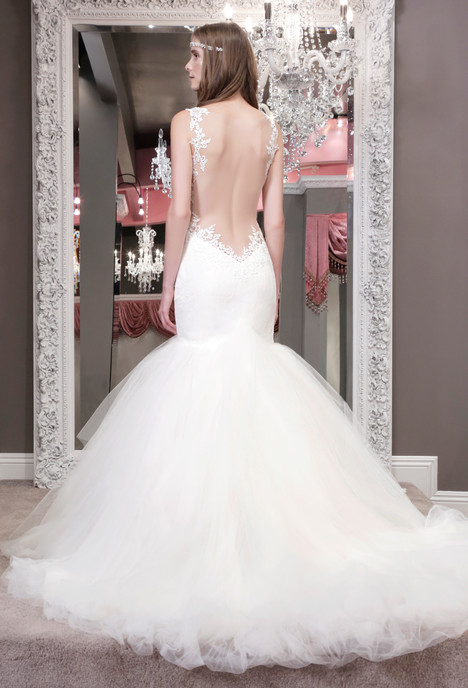 Paiva (2) Wedding                                          dress by Winnie Couture : Blush