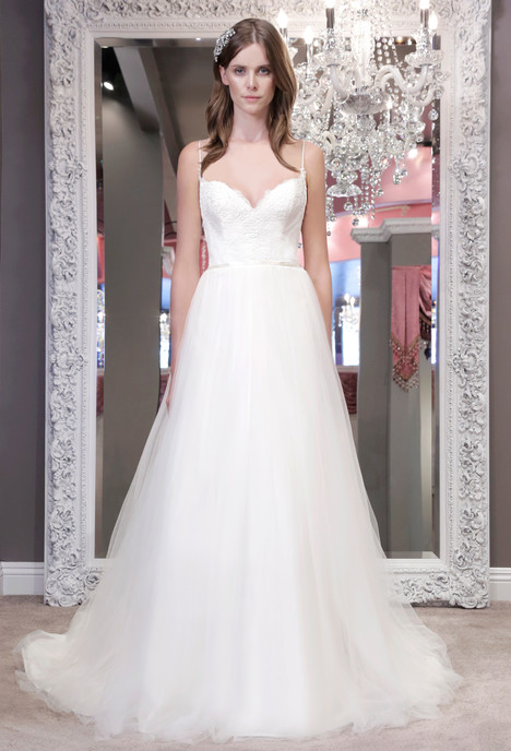 Amora Wedding                                          dress by Winnie Couture : Blush