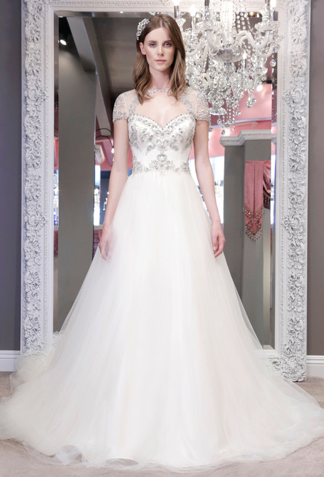 Marissa Wedding                                          dress by Winnie Couture : Blush