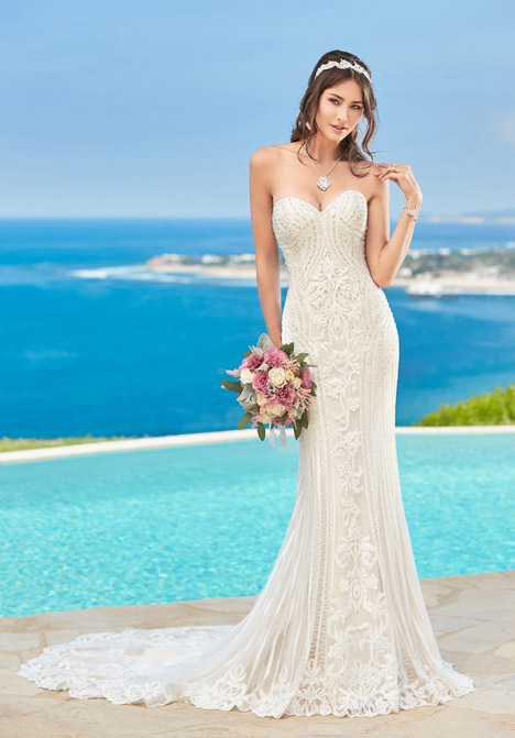 Alvina Wedding                                          dress by KittyChen Couture