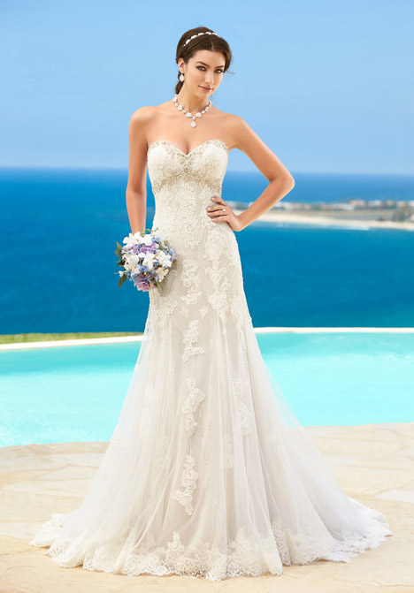 Kayla Wedding                                          dress by KittyChen Couture