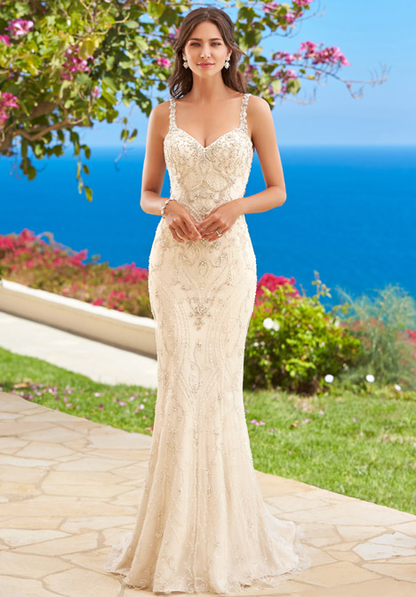 Kinsley Wedding                                          dress by KittyChen Couture