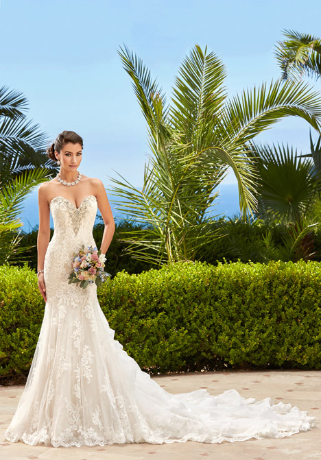 Martina Wedding                                          dress by KittyChen Couture