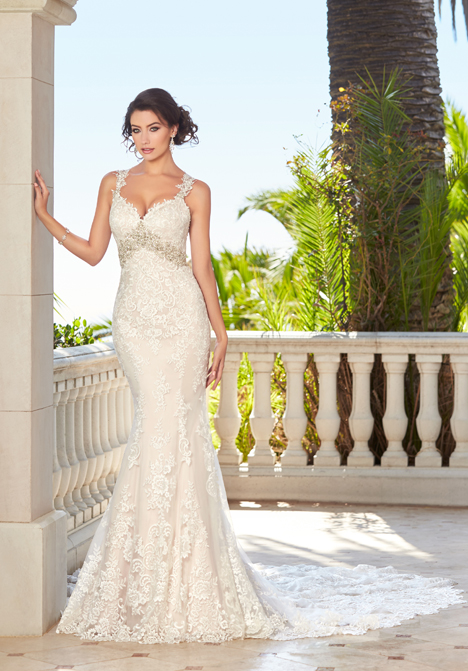 Candice Wedding dress by KittyChen