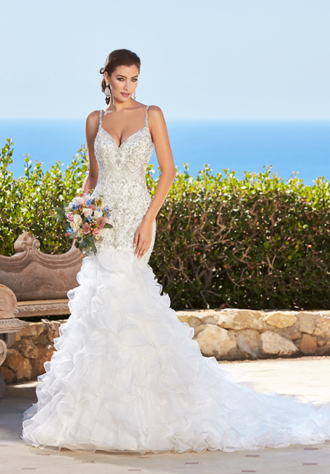 Rachel gown from the 2016 KittyChen collection, as seen on dressfinder.ca