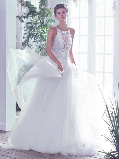 Lisette gown from the 2016 Maggie Sottero collection, as seen on dressfinder.ca