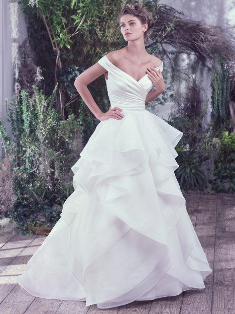 Zulani gown from the 2016 Maggie Sottero collection, as seen on dressfinder.ca