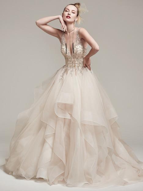 Amelie Wedding                                          dress by Sottero and Midgley