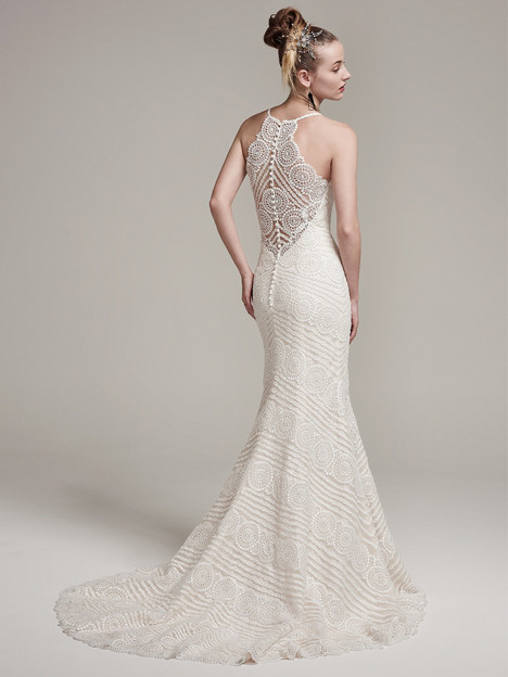 Bexley (back) gown from the 2016 Sottero & Midgley collection, as seen on dressfinder.ca