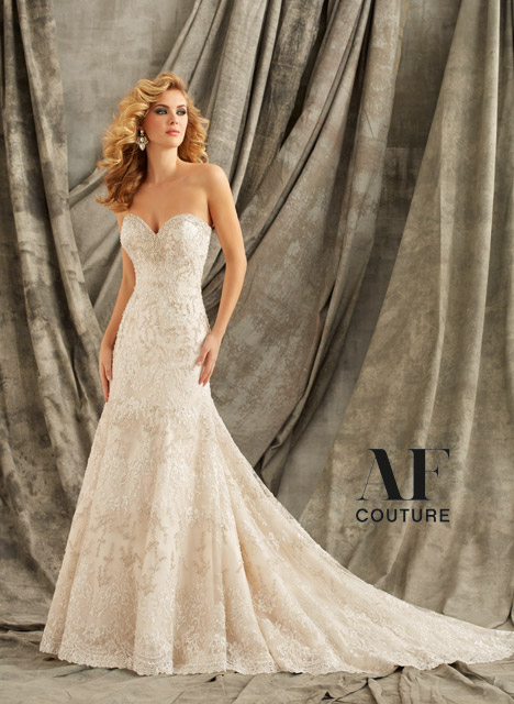 1346 Wedding                                          dress by Mori Lee: AF Couture