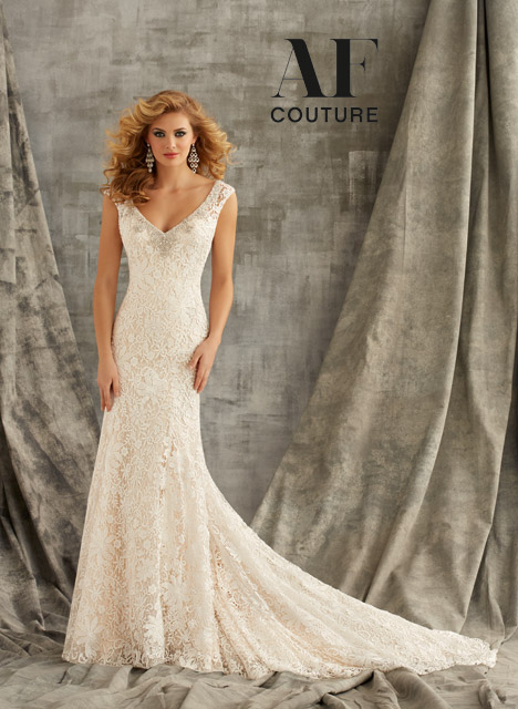 1347 Wedding                                          dress by Mori Lee: AF Couture