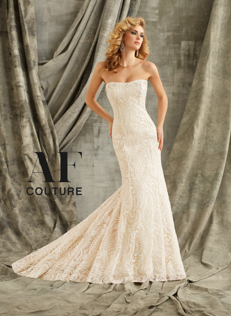 1349 Wedding                                          dress by Mori Lee: AF Couture