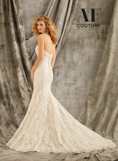 1349 (back) gown from the 2015 Morilee AF Couture collection, as seen on dressfinder.ca