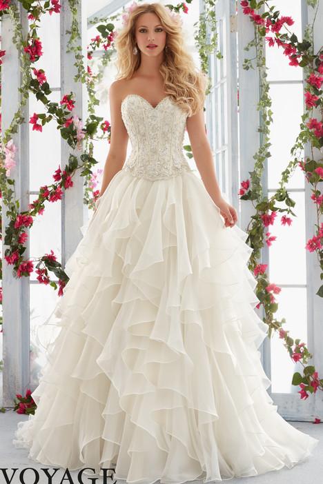 6819-6823 Wedding dress by Morilee Voyagé