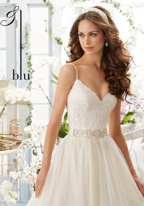 5416 gown from the 2016 Morilee Blu collection, as seen on dressfinder.ca