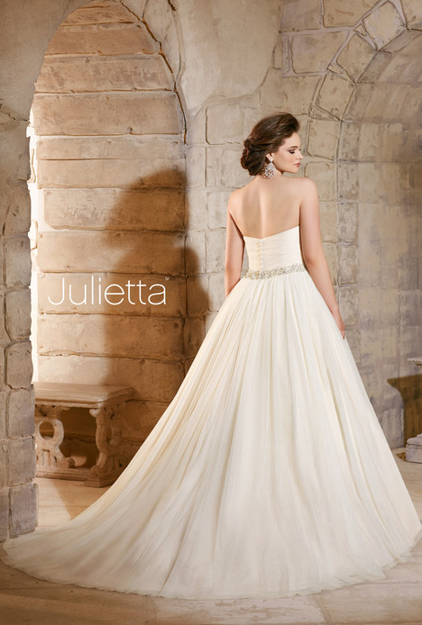 3182 (back) gown from the 2015 Morilee Julietta collection, as seen on dressfinder.ca