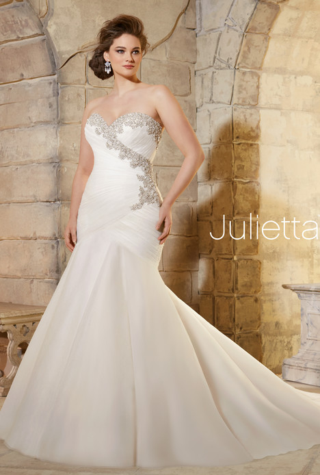 3187 Wedding                                          dress by Mori Lee: Julietta